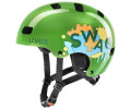 Velo ķivere Uvex Kid 3 green