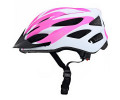 Velo ķivere ProX Thumb white-pink