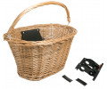 Grozs Azimut Wicker NATURAL with plastic clip 38X29X21cm
