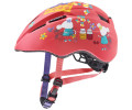 Velo ķivere Uvex Kid 2 cc coral mouse mat