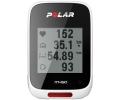 Velodators Polar M450 with HR belt