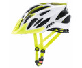 Velo ķivere Uvex Flash white lime-52-57CM