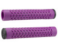 Stūres rokturi ODI Cult/Vans BMX Grip (Flangeless) 143mm Single-Ply Purple