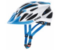 Velo ķivere Uvex Flash white blue-52-57CM