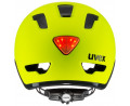 6. Velo ķivere Uvex City 9 neon yellow