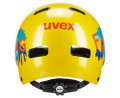 5. Velo ķivere Uvex Kid 3 yellow
