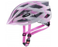 1. Velo ķivere Uvex Air wing cc grey-rose mat