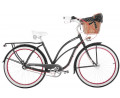 "1. Velosipēds Embassy Magic Rocket Classic ALU 26"" deluxe 2021"