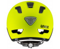 4. Velo ķivere Uvex City 9 neon yellow
